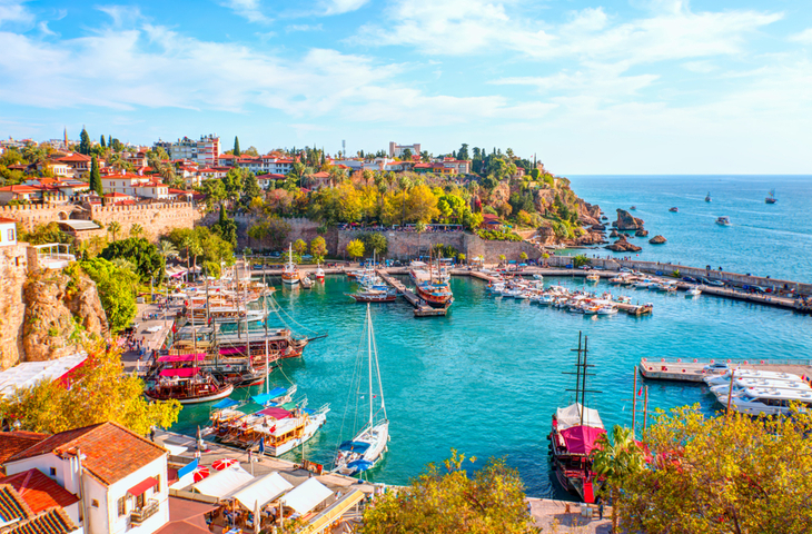 Antalya | Top 20 Most Visited Cities 2019 | Howard Travel