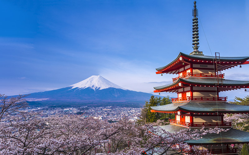 Japan | Asia | Be Inspired | Howard Travel