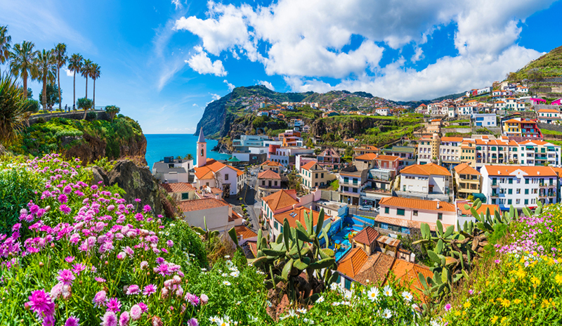 Madeira, Top Holiday Destinations for 2019