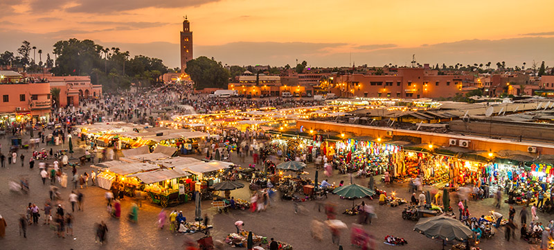 Marrakech | City Breaks | Be Inspired | Howard Travel