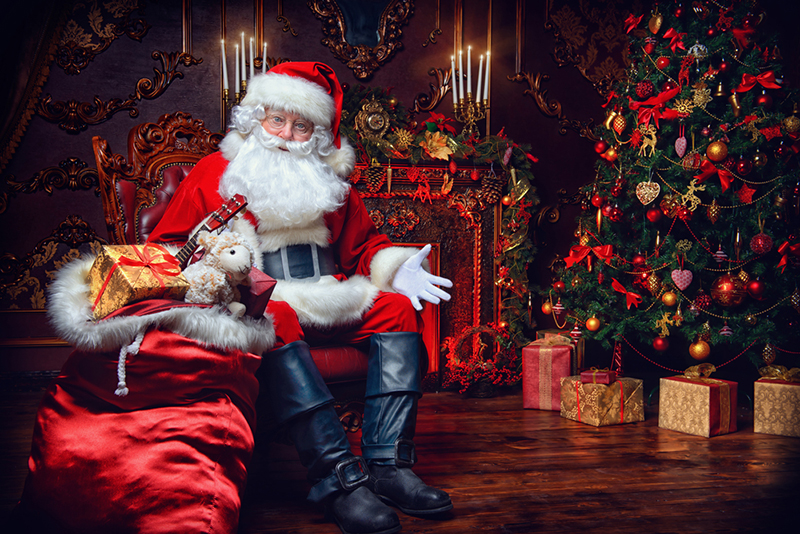 Meet Santa in Lapland | Top 5 Christmas Holiday Ideas | Howard Travel