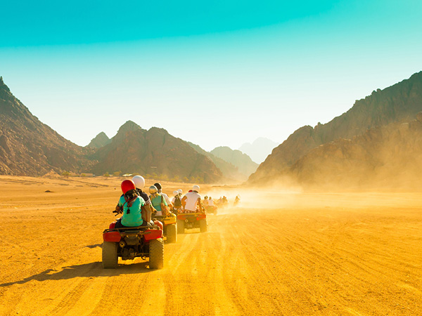 Quad Biking | Adventure Holidays | Be Inspired | Howard Travel