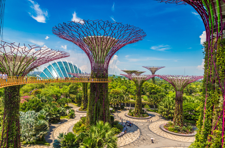 Singapore | Asia | Be Inspired | Howard Travel
