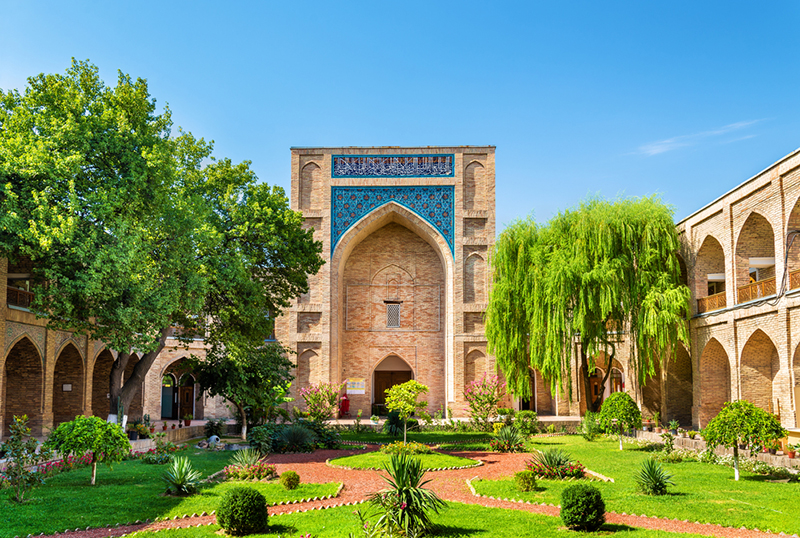 Kukeldash Madrasah, Uzbekistan. Top Holiday Destinations for 2019
