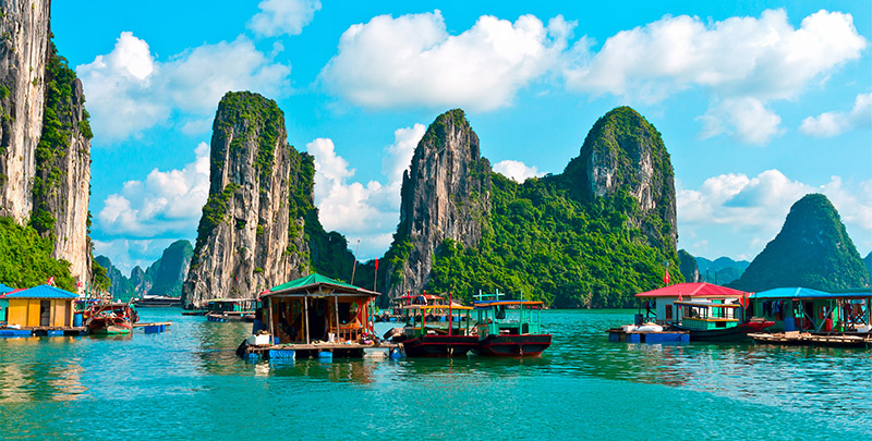 Vietnam | Asia | Be Inspired | Howard Travel