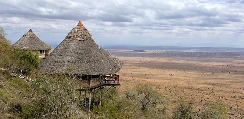 Luxury Safari Lodges | Africa | Be Inspired | Howard Travel