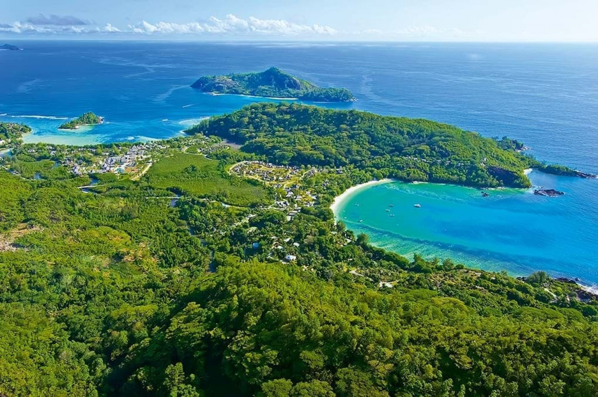 5* paradise in The Seychelles