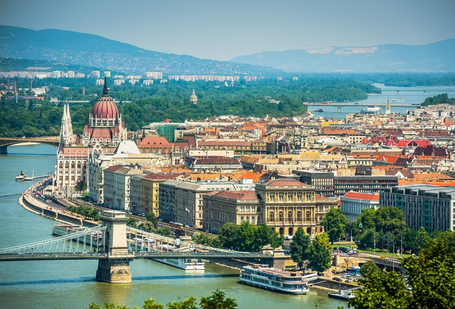 What's special about river cruising?