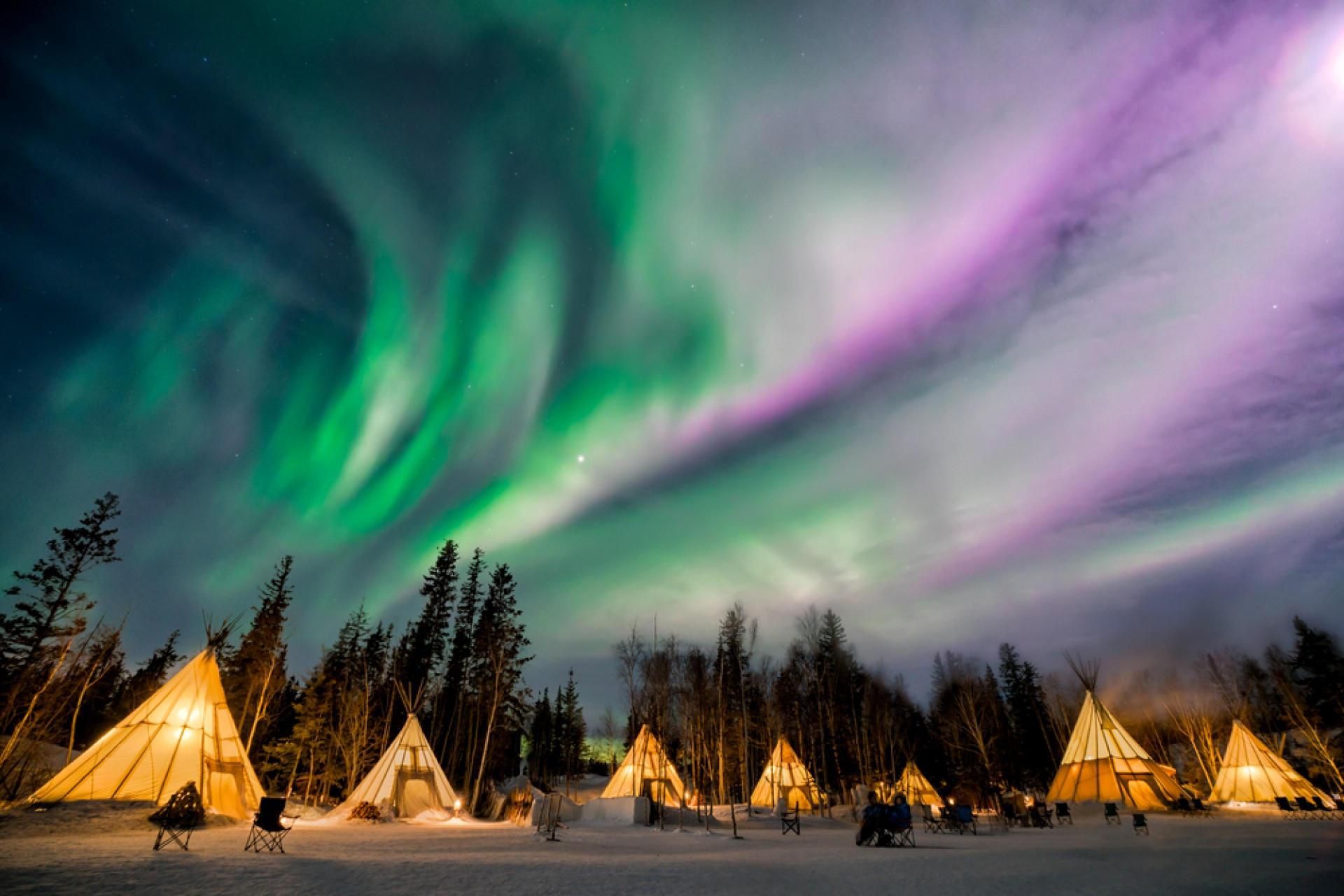 Northern Exposure: Our guide to the Northern Lights