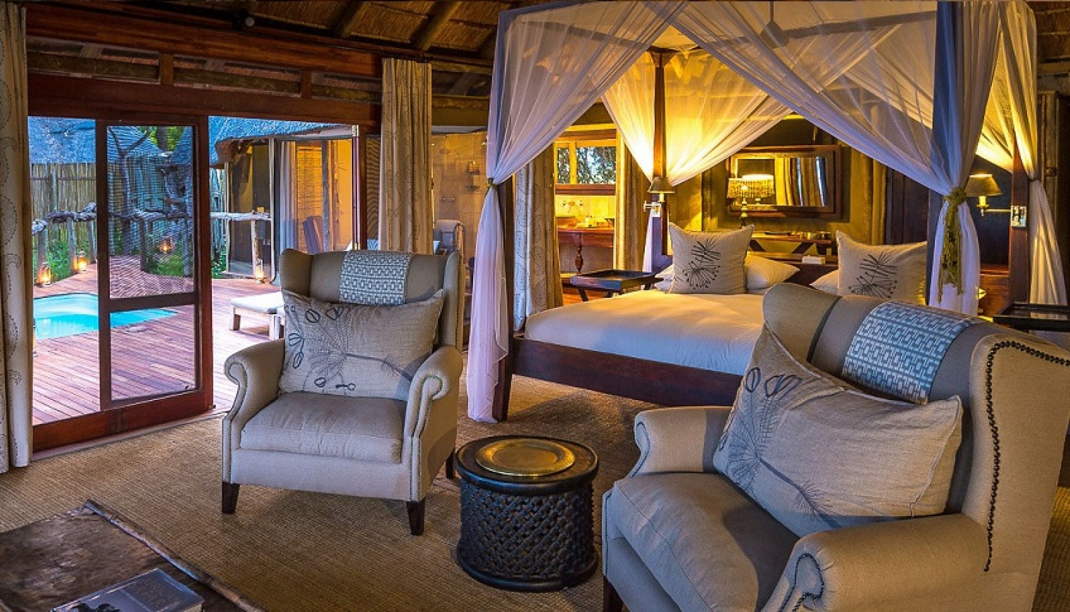 Top 10 luxury safari lodges and camps